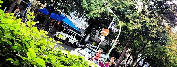 Pizzeria Buongiorno is one of FRA - Frankfurt am Main.
