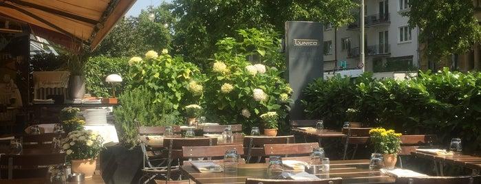 l'unico is one of Frankfurt Restaurant.