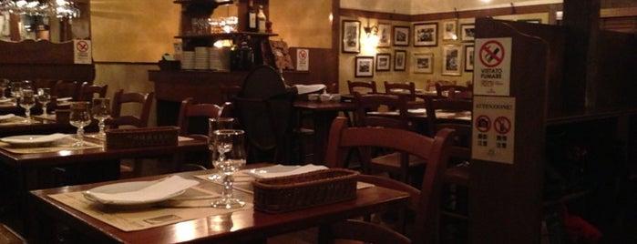 Trattoria CASALE del PACIOCCONE is one of Italian Restaurant.