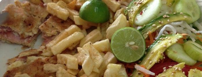 El buen provecho is one of Orte, die Cindy ♡ gefallen.