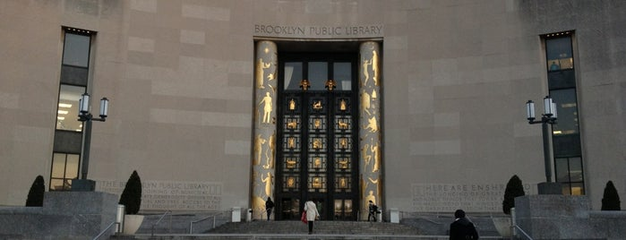 Brooklyn Public Library (Central Library) is one of kid stuff.