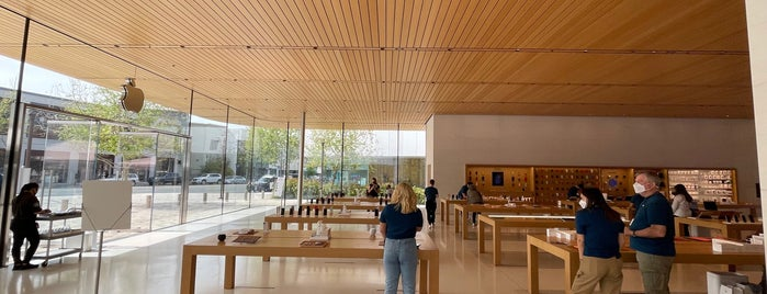 Apple Broadway Plaza is one of Apple Stores US West.