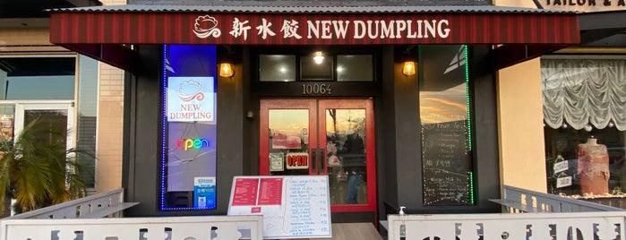 New Dumpling is one of East Bay.