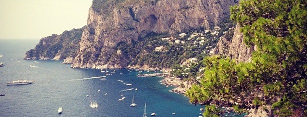 Punta Tragara is one of Guide to Capri's best spots.