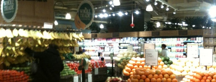 Whole Foods Market is one of NYC: Markets and Shops.