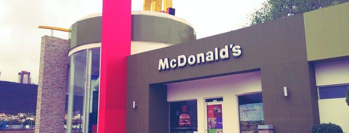 McDonald's is one of Adriana'nın Beğendiği Mekanlar.