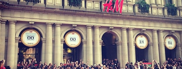 H&M is one of To-do Australia.