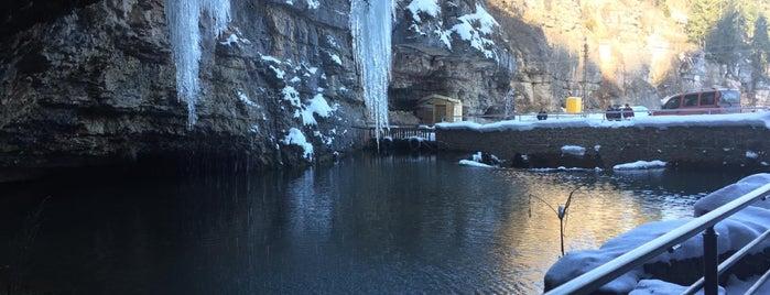Çal Mağarası is one of Karadeniz Gezi List.