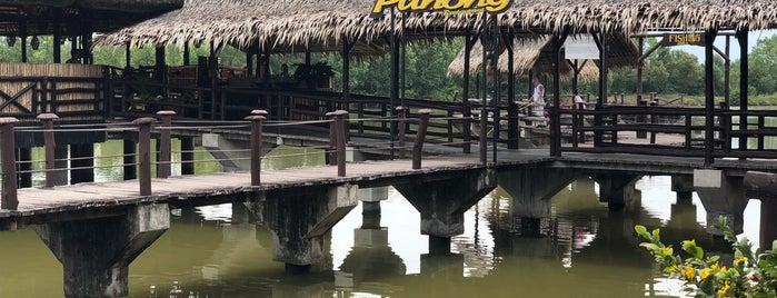 Punong Restaurant is one of Locais curtidos por Danny.