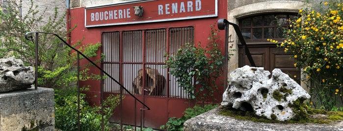 Flavigny-sur-Ozerain is one of Les plus beaux villages de France.