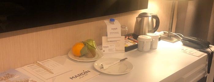 Mardin Airport Hotel is one of Onder 님이 좋아한 장소.