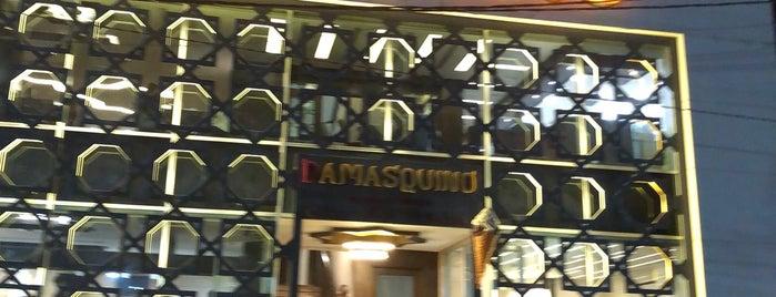 Damasquino is one of Tempat yang Disukai Onder.