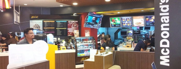 McDonald's & McCafé is one of Posti che sono piaciuti a Yodpha.