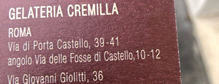 Cremilla is one of Orte, die Eleonora gefallen.