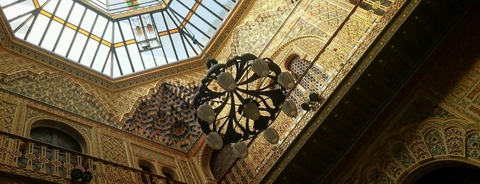 Casino Cultural De Murcia is one of Murcia en GPS.