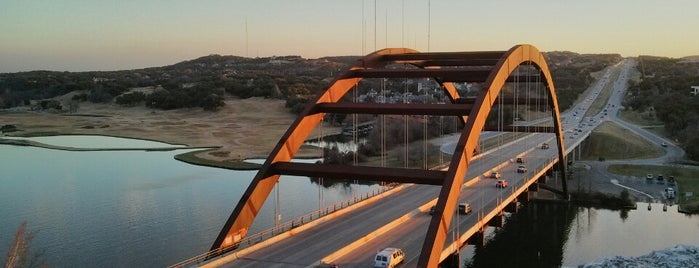 360 Bridge (Pennybacker Bridge) is one of Pearson's Picks for #SXSW 2014.