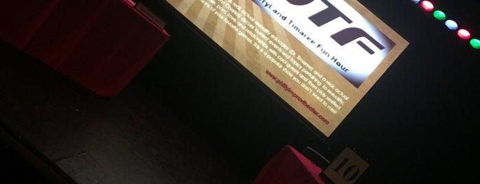Skybox at The Adrienne Theatre is one of Lugares favoritos de morgan.
