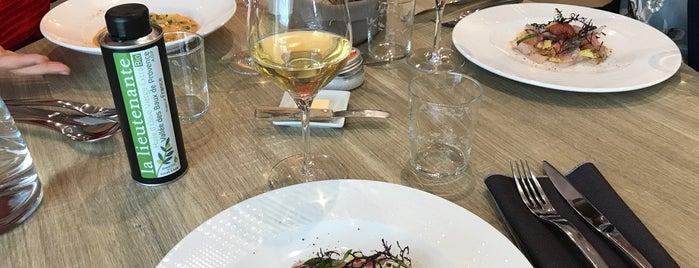 Hôtel Lann Roz - Côté Cuisine is one of Guide Fooding® 2014 - Coups de coeur.