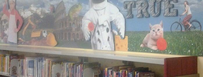 Parker Library is one of Lindsey'in Beğendiği Mekanlar.