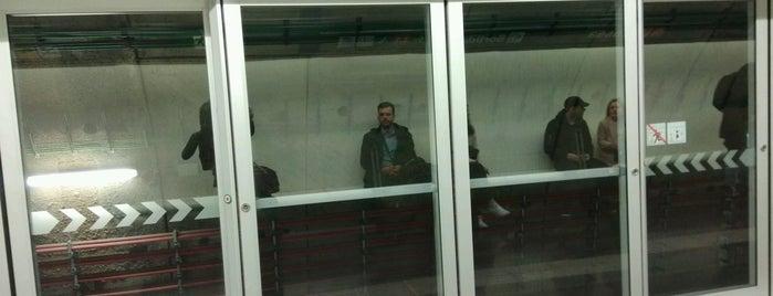Torassa Metro Station is one of Locais curtidos por Carlos.