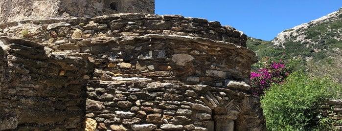 Panagia Drosiani is one of Tempat yang Disukai Vangelis.