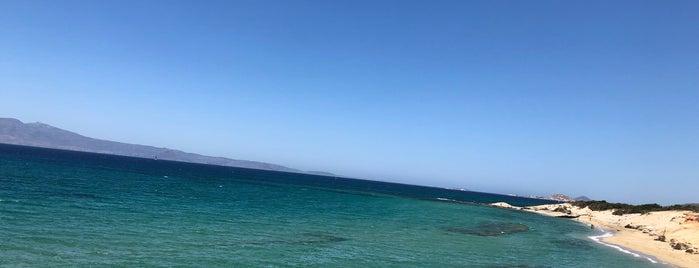 Alyko Beach is one of Orte, die Vangelis gefallen.