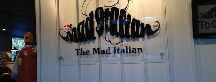 The Mad Italian is one of Atlanta.
