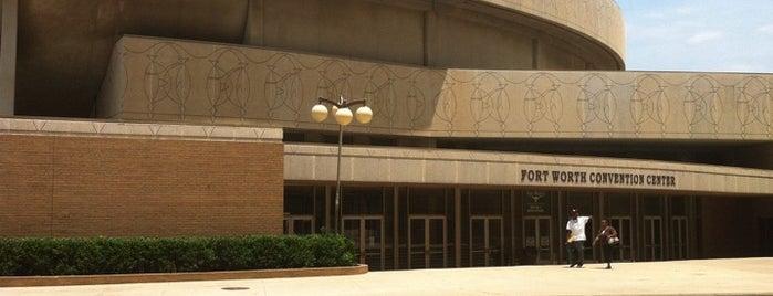 Fort Worth Convention Center is one of สถานที่ที่บันทึกไว้ของ Diane.
