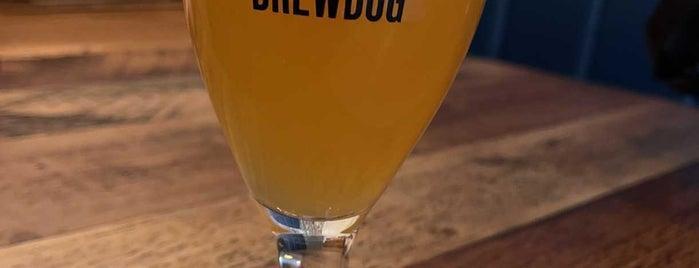 BrewDog York is one of York.