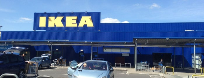 IKEA is one of Lugares favoritos de Tone.