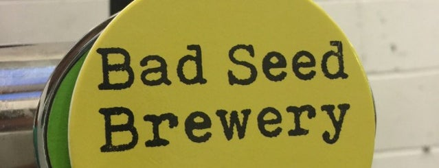 Bad Seed Brewery is one of The World's Best Breweries.
