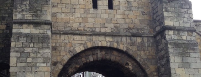 Bootham Bar is one of York Places To Visit.