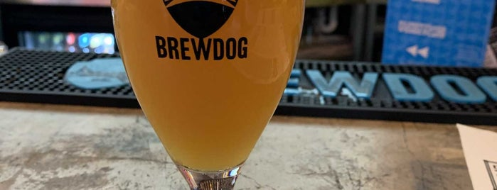 BrewDog Brixton is one of London's Best for Beer.