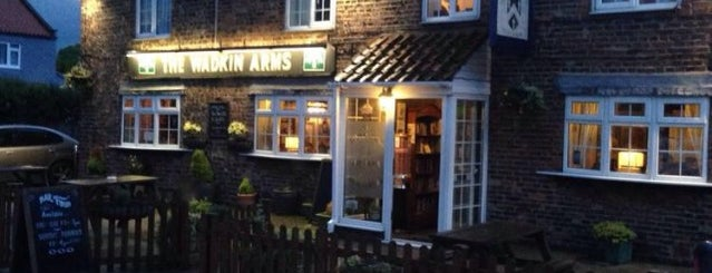 The Wadkin Arms is one of Orte, die Carl gefallen.