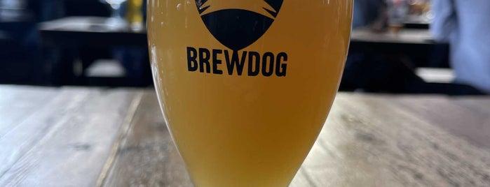 BrewDog North Street Leeds is one of Pubs I've visited.