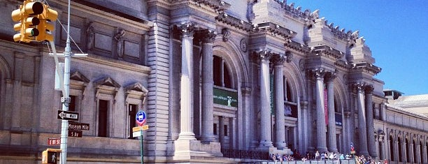 The Metropolitan Museum of Art is one of USA New York.