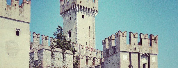Castello Scaligero is one of [To-do] Italy.