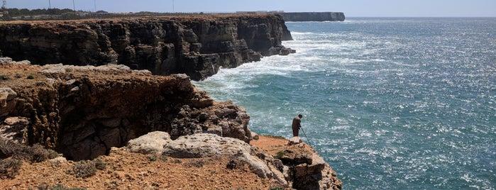 Kaap Sint-Vincent is one of Algarve.