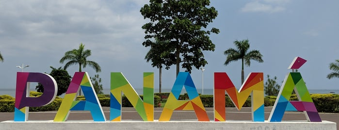 Panama Sign is one of Panama.