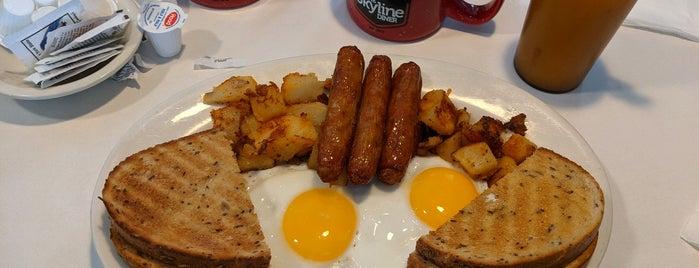 Skyline Diner is one of AlbTroy.