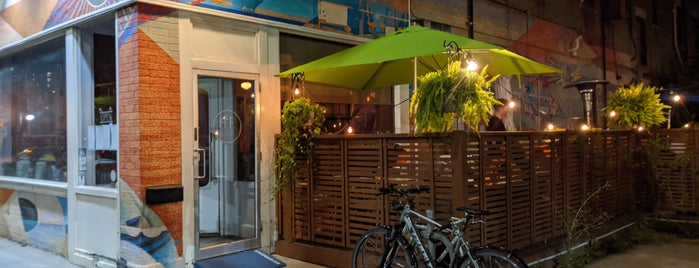 Her Father's Cider Bar + Kitchen is one of 21 diverse places to grab a drink (or five).