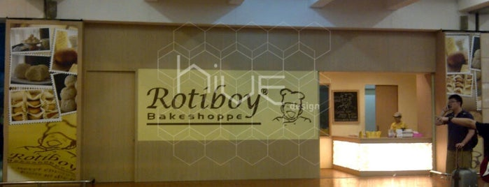 Rotiboy is one of Where to Eat in Jakarta.