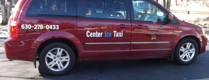 Center Ice Taxi DoubleTree Oak Brook is one of Center Ice Taxi : понравившиеся места.