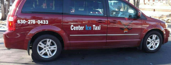 Center Ice Taxi Lombard Train Station is one of Center Ice Taxi : понравившиеся места.