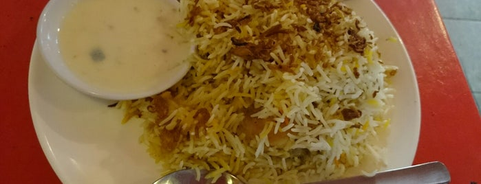 Bismillah Biryani is one of Orte, die MAC gefallen.