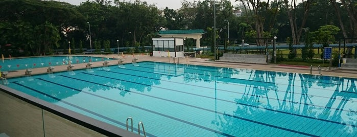 Hwa Chong Swimming Complex is one of MAC 님이 좋아한 장소.