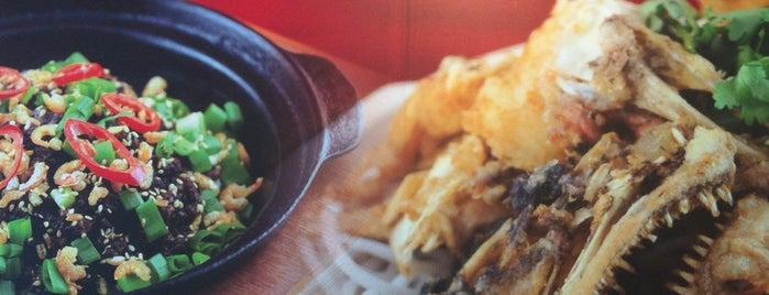 Restaurant Goon Wah (冠华 XO 鱼头米) is one of MAC 님이 좋아한 장소.
