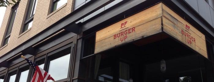 Burger Up is one of Nashville.