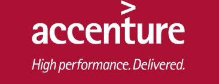 Accenture is one of Mory 님이 좋아한 장소.