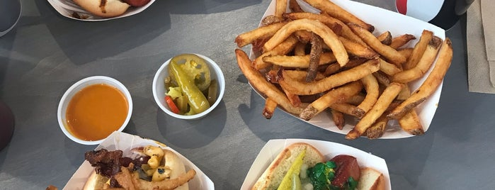 Johnny Dogs is one of Upper Peninsula.